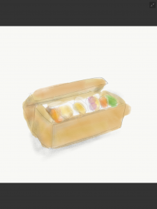 TAKENOSU BAKEスコーンBOX