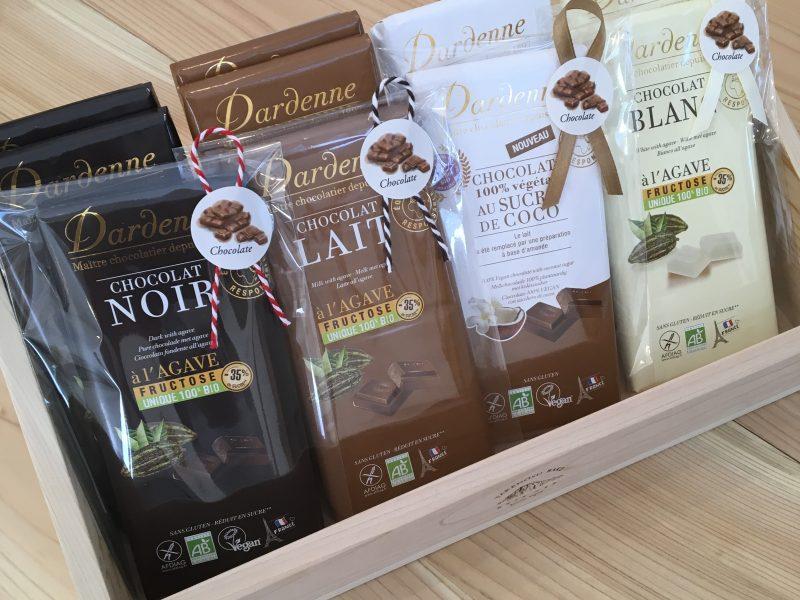 ご褒美チョコレート