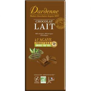 ダーデンチョコレート ミルク