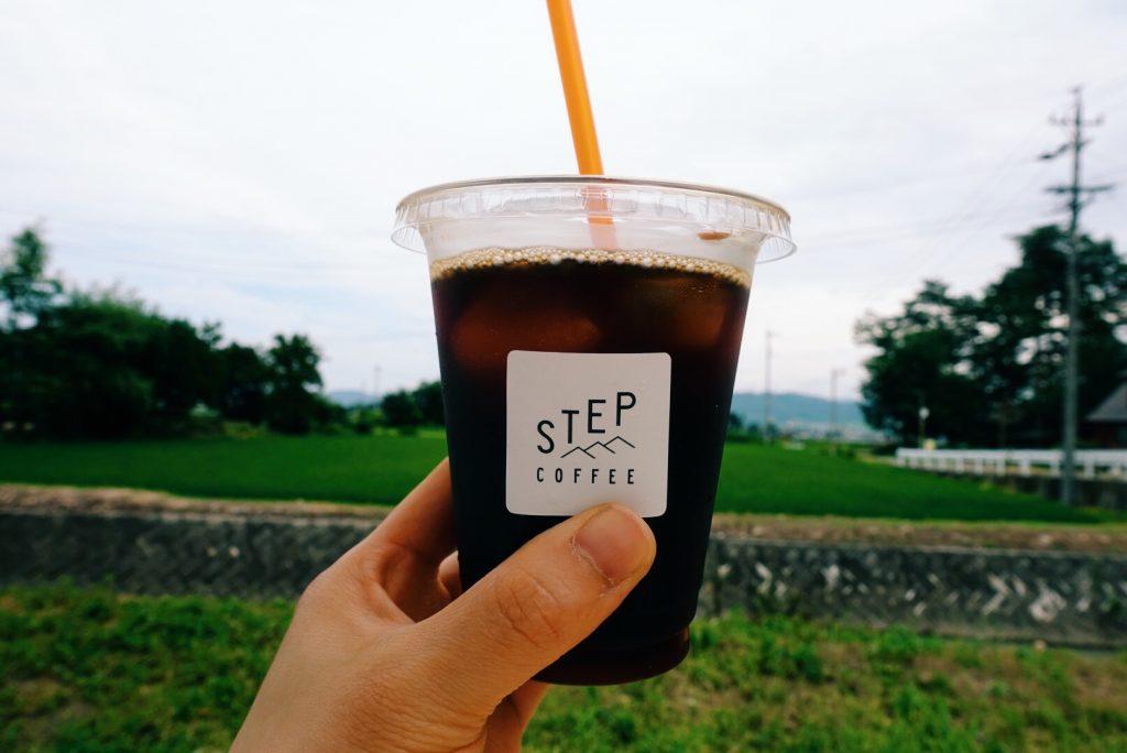 TAKENOSU BAKEステップコーヒーの日