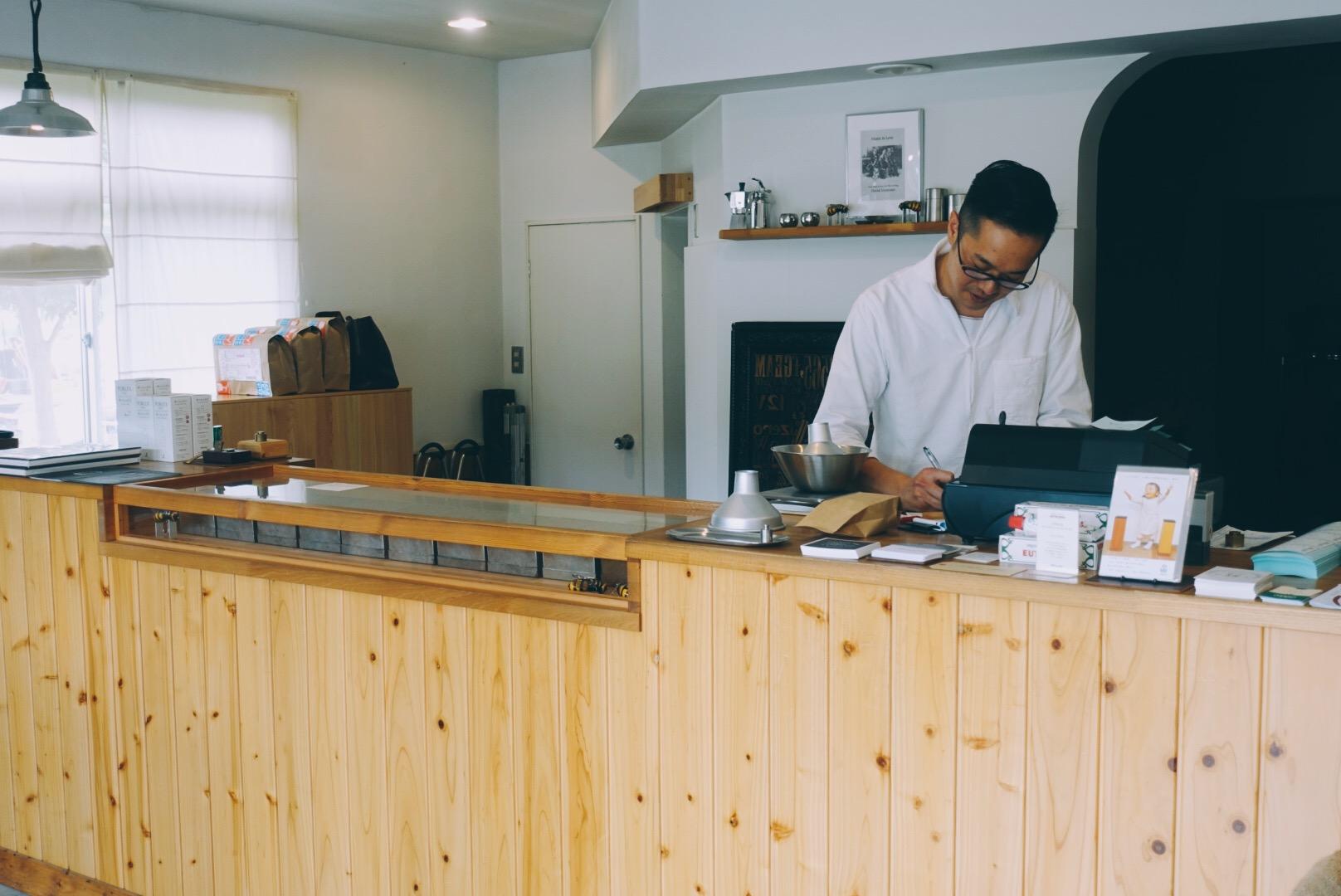 TAKENOSU BAKEコーヒー